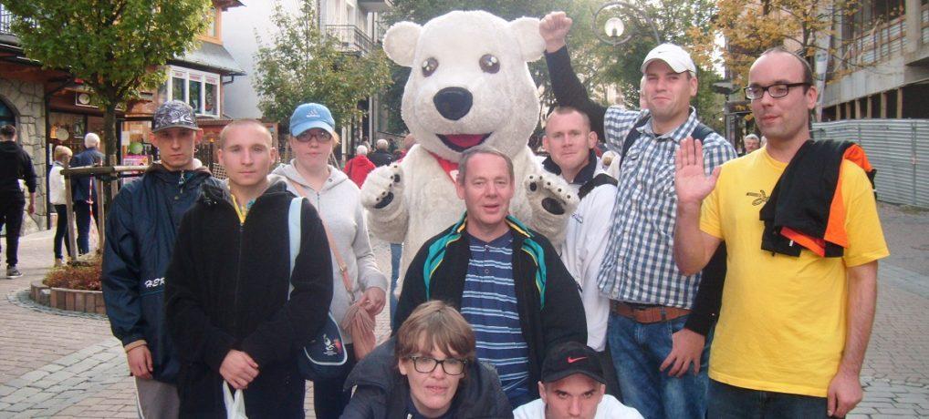 """Wycieczka w Tatry """"Szlakami Jana Pawła II"""""""