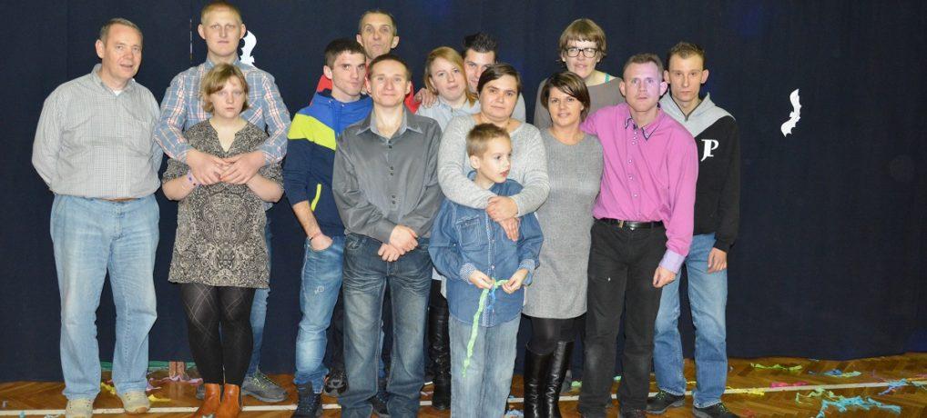 Zabawa Andrzejkowa w SOSW dla Dzieci Niesłyszących im. Marii Grzegorzewskiej w Radomiu