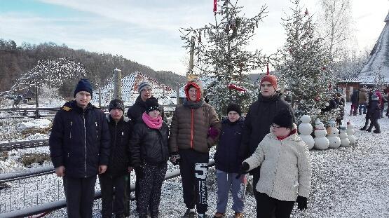 Wycieczka szkolna do Bałtowskiego Kompleksu Turystycznego