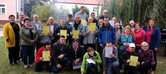 IV Turniej Tenisa Stołowego w Domu Pomocy Społecznej w Gródku