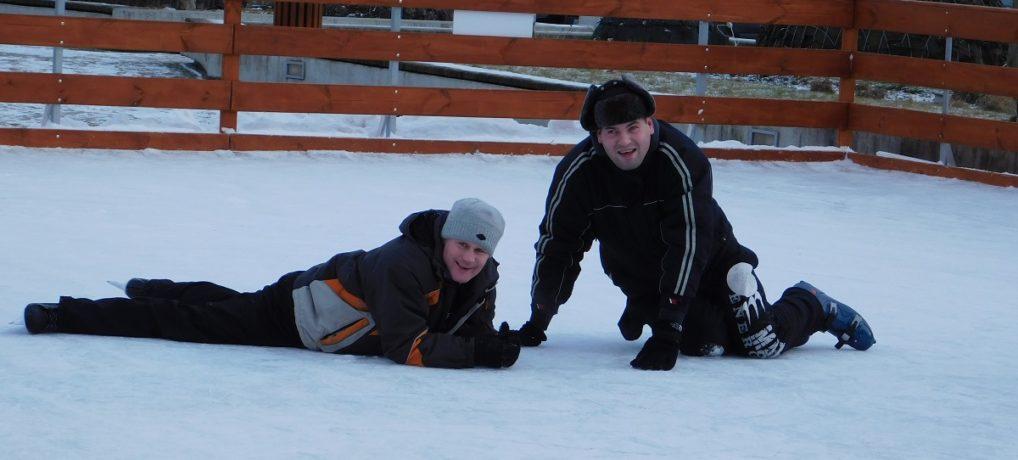 Wyjazdy na lodowisko miejskie do Białobrzegów