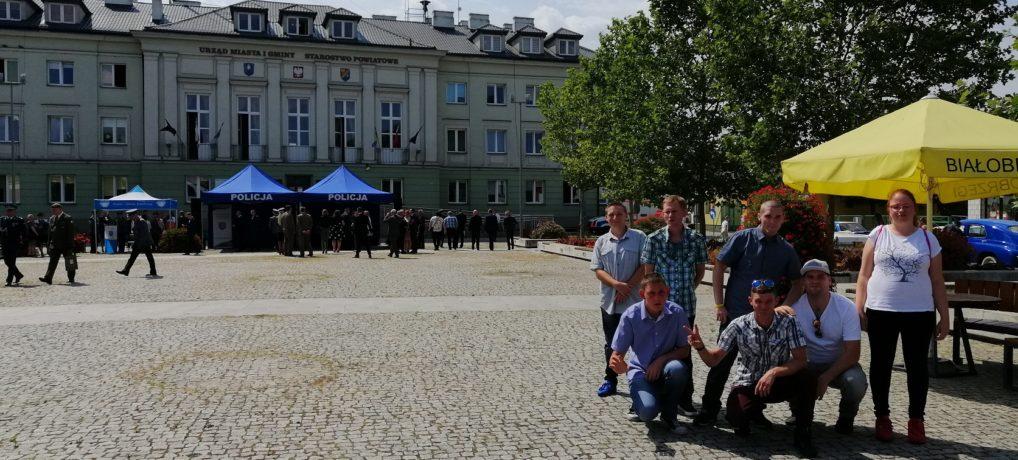Święto Policji w Białobrzegach