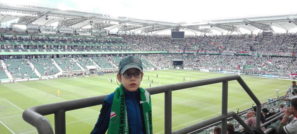 Mecz Legia Warszawa – Pogoń Szczecin