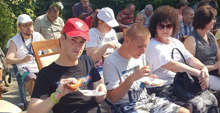 Piknik Rodzinny w Domu Pomocy Społecznej w Kozienicach 2019