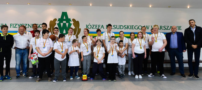 Integracyjny Festiwal Sportu w Warszawie