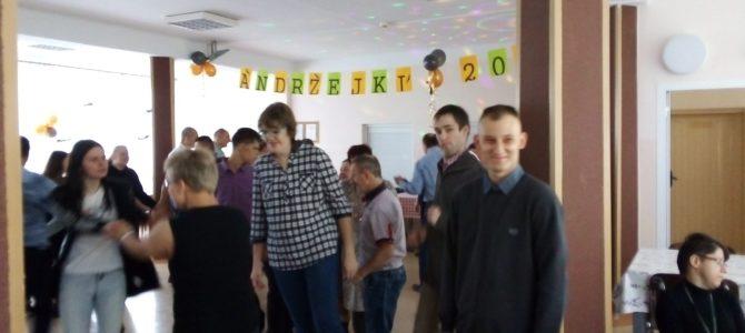 Andrzejki w DPS w Wierzbicy
