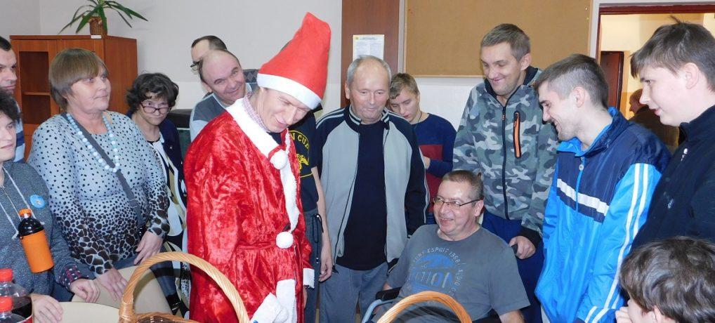 Wizyta Świętego Mikołaja 2019