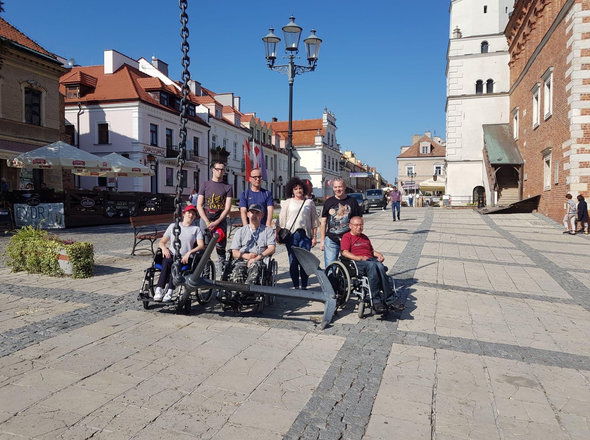 Wycieczka do Sandomierza 2020