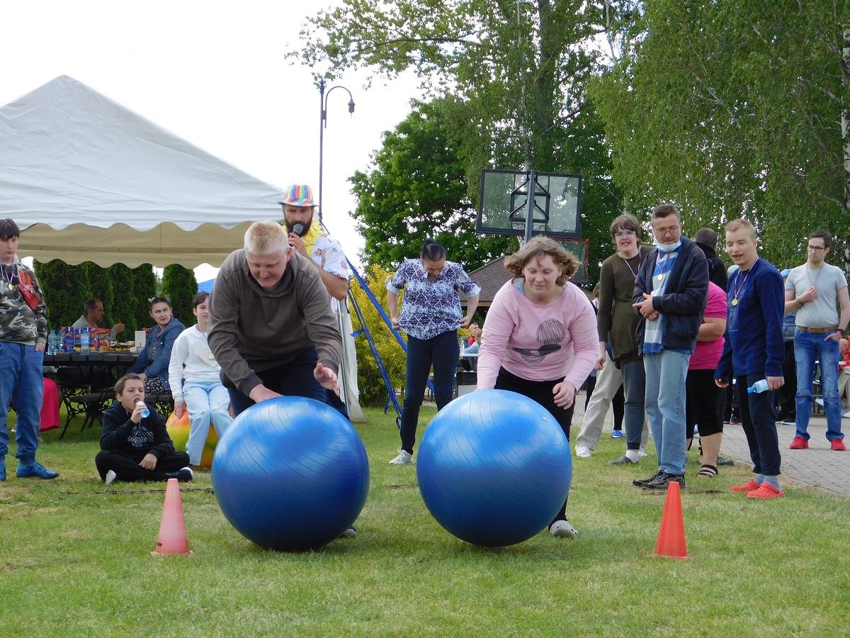 Piknik sportowo – rekreacyjny z okazji Dnia Dziecka
